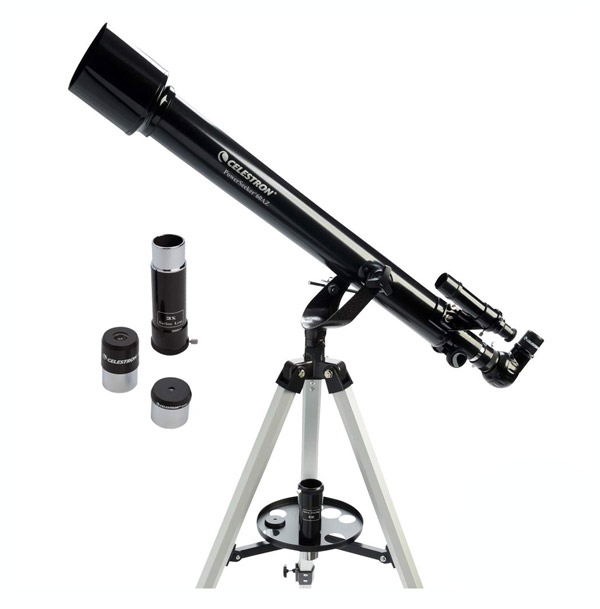 Best Affordable Telescope – Celestron – PowerSeeker 60AZ Telescope