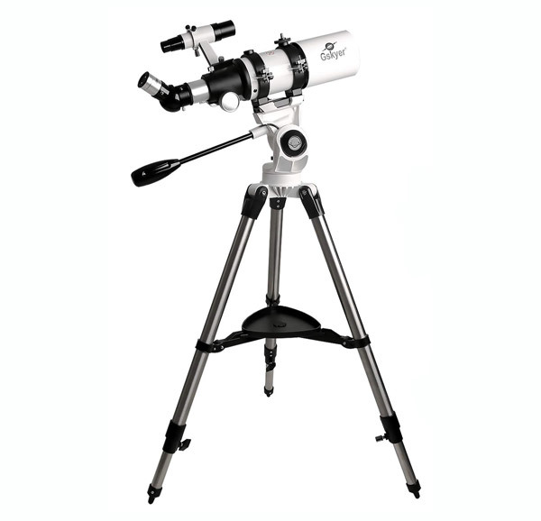 Gskyer Telescope, 80mm AZ Space Astronomical Refractor Telescope
